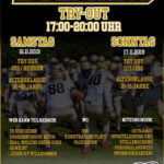 Try-Outs Jugend und Herren